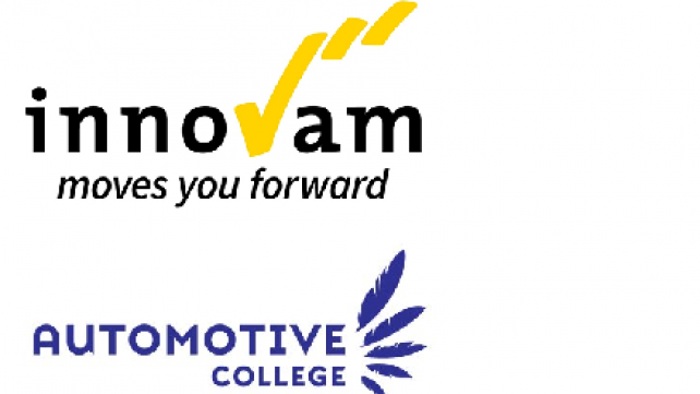 Logo Innovam Automotive College