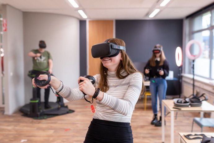 Mixed Reality Lab op de Campus Amersfoort