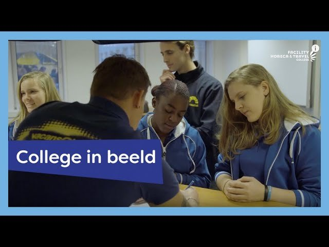 YouTube video - Horeca & Toerisme College