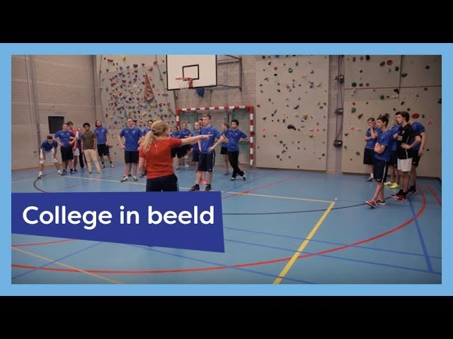 YouTube video - Sport College