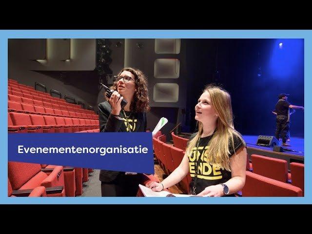 YouTube video - Evenementenorganisatie