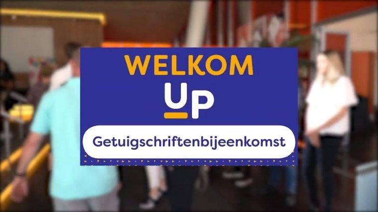 YouTube video - Studenten over UP, het excellentieprogramma van ROC Midden Nederland