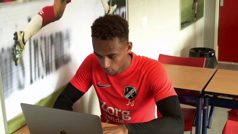 YouTube video - Tommy St. Jago - FC Utrecht