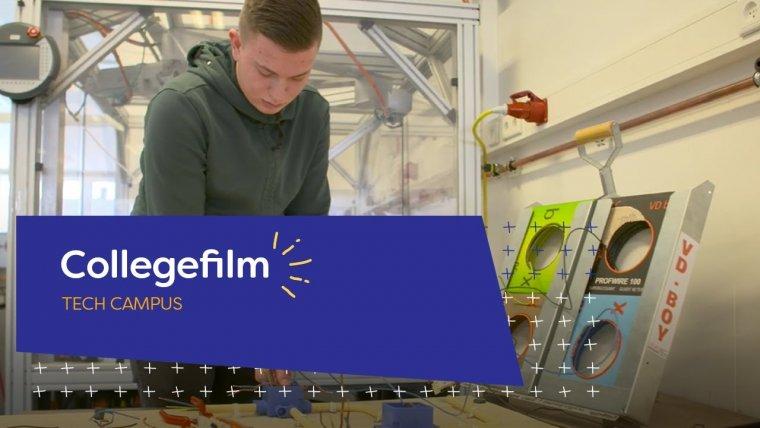 YouTube video - Tech Campus in Nieuwegein