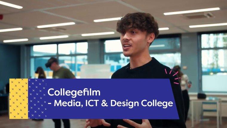 YouTube video - Media, ICT & Design College
