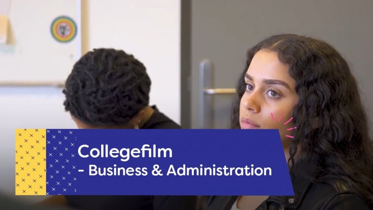 YouTube video - Business & Administration College