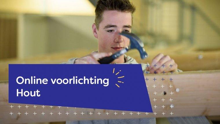 YouTube video - Bouw & Interieur College - Opleidingen richting Hout