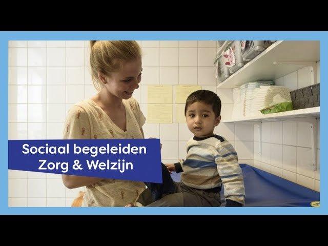 YouTube video - Sociaal Begeleiden Zorg & Welzijn