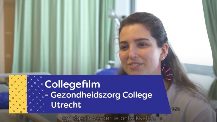 YouTube video - Gezondheidszorg College