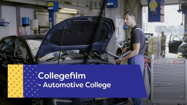 YouTube video - Automotive College
