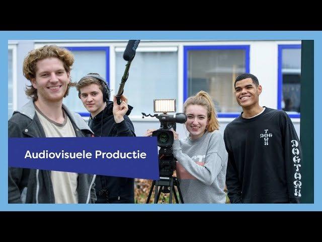 YouTube video - Audiovisuele Productie