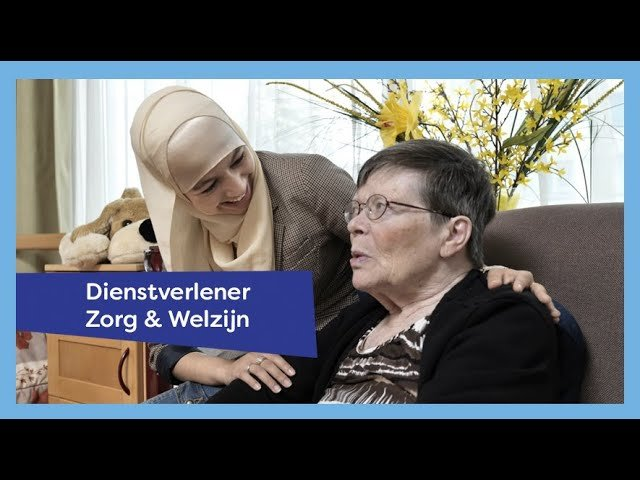 YouTube video - Dienstverlener Helpende Zorg & Welzijn
