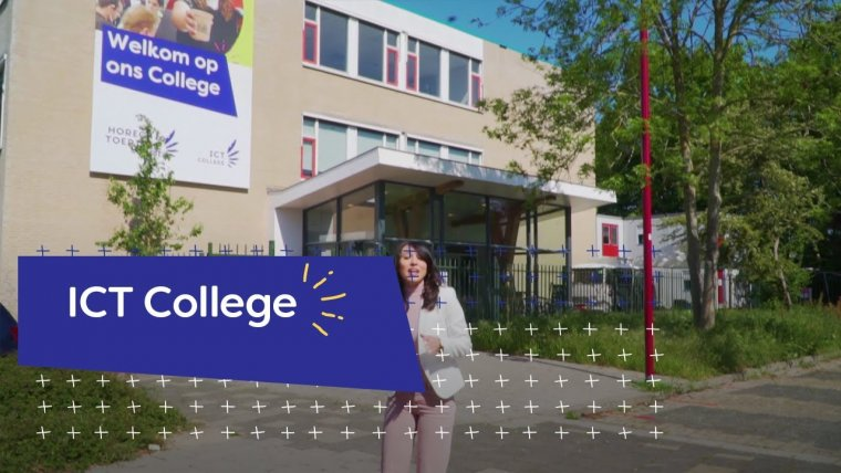 YouTube video - Rondleiding ICT College Nieuwegein