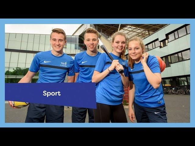 YouTube video - Sport College Amersfoort