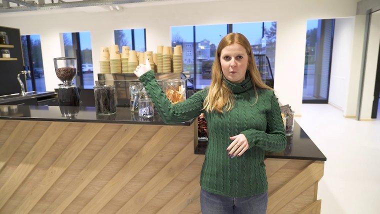 YouTube video - Rondleiding Horeca & Toerisme College Nieuwegein