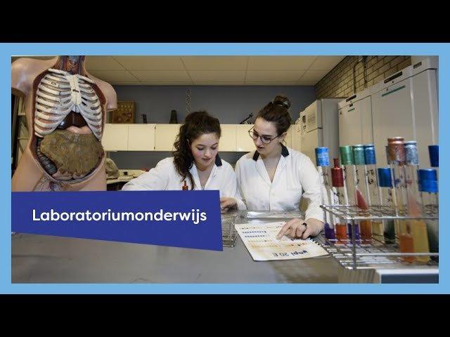 YouTube video - Laboratoriumonderwijs