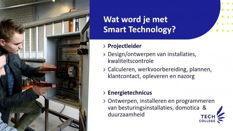 YouTube video - Smart Technology/ Technicus Engineering